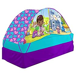 Disney Doc McStuffins Bed Tent with Pushlight