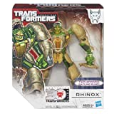 Rhinox Transformers Generations Thrilling 30 Voyager Class Figure