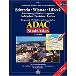 ADAC Stadtatlas Schwerin, Wismar, L�beck