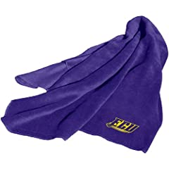 Brand New East Carolina Pirates NCAA Fleece Throw Blanket by Things for You
