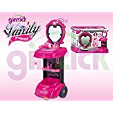 Ginzick Super Fun Kids Girls Beauty Salon Vanity Playset
