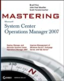 img - for Mastering System Center Operations Manager 2007 book / textbook / text book