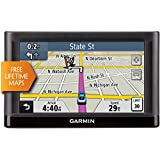 Garmin nuvi 54LM 5-Inch Portable Vehicle GPS with Lifetime Maps (US & Canada)