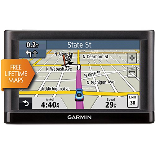 Garmin nüvi 54LM 5-Inch Portable Vehicle GPS