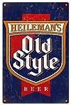 Vintage Heilemans Beer Sign