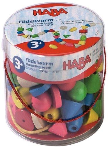 2155 – HABA – Fädelwurm günstig als Geschenk kaufen