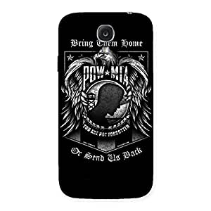 Premium Brign Power Back Case Cover for Samsung Galaxy S4