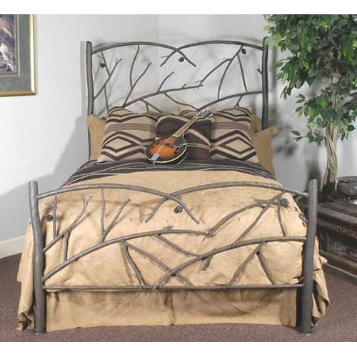 Pine Cone Iron Bed Frames Pine Cone King Bed