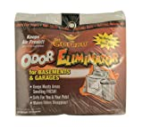 Gonzo Odor Eliminator - For Basement and Garage, All Natural, Non-Toxic, Safe for Pets and Children, Fragrance Free, Chemical Free, Reusable - 32 oz. bag (Pack of 2)