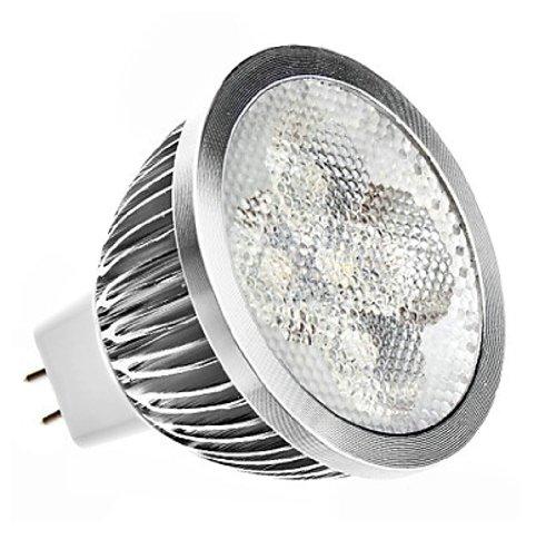 Daiwl Mr16 4W 360Lm 3000-3500K Warm White Light Led Spot Bulb(12V)