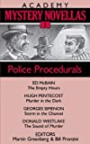 img - for Police Procedurals: Academy Mystery Novellas #2 (Academy Mysteries Novellas) book / textbook / text book