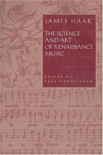 The Science and Art of Renaissance Music (Princeton Legacy Library)