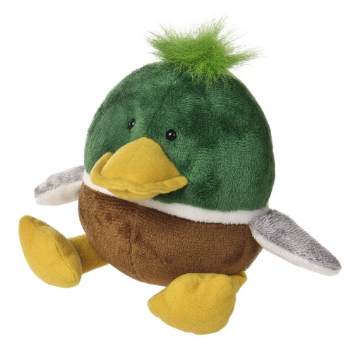 "Mary Meyer 7"" Mallard Roll Up Plush"