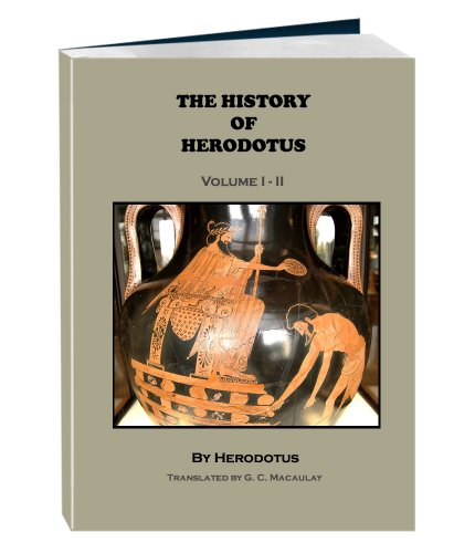 a response to a passage from herodotus histories Herodotus on tyranny d-6200 wiesbaden this content downloaded from 219 tyranny was a response to aristocratic there is one famous passage in herodotus.