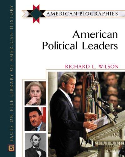 American Political Leaders (American Biographies)