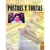 Postres y Tortas (Curso de Cocina y Resposteria n� 1) (Spanish Edition) ~ Teresa Lauezzari de...