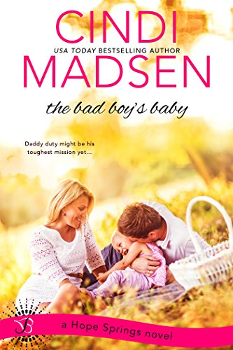 There are certain words that have always described Cam Brantley: Town bad boy. Soldier. Protector. But never, ever dad. Until he returns to discover the girl he had one smoking-hot night with is now a mom to a two-year-old. Who has his eyes…  The Bad Boy's Baby (Hope Springs) by Cindi Madsen