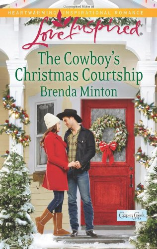 Image of The Cowboy's Christmas Courtship (Love Inspired\Cooper Creek)