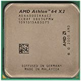 AMD Athlon 64 X2 6000+ Windsor 3.0GHz 2 x 1MB L2 Cache Socket AM2 125W Dual-Core Processor