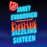 Sizzling Sixteen: A Stephanie Plum Novel (       UNABRIDGED) by Janet Evanovich Narrated by Lorelei King