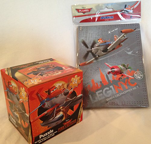 Disney Planes Puzzle and Journal Gift Set - 1