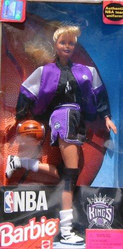 Sacramento Kings NBA Barbie