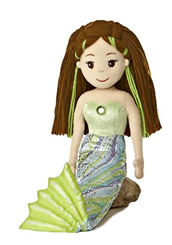 "Aurora World Sabrina Mermaid 18"" Plush"