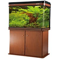 LZ-1200 BIRCH Modern Cabinet Aquarium Fish Tank Marine / Tropical / Freshwater - 120cm - 300L with T8 Lighting