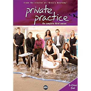 Private Practice - The Complete Third Season