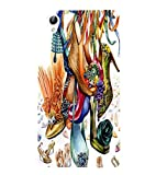 Vizagbeats Ladies Footwear Back Case Cover for Oppo A37