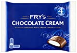 Frys Chocolate Cream 196 G (Pack of 6)