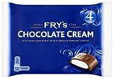 Frys Chocolate Cream 196 G (Pack of 6)