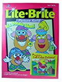 Lite Brite Mr. Potato Head Picture Refill
