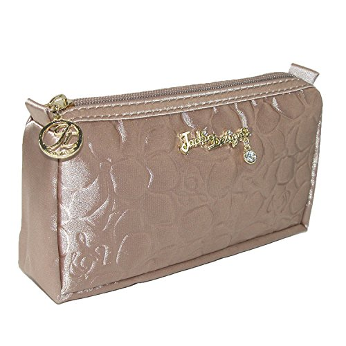 jacki-design-womens-quilted-compact-cosmetic-bag-champagne
