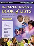 The ESL/ELL Teacher's Book of Lists