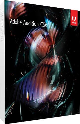 Adobe Fr Retail Audition CS6  Win - 1 User