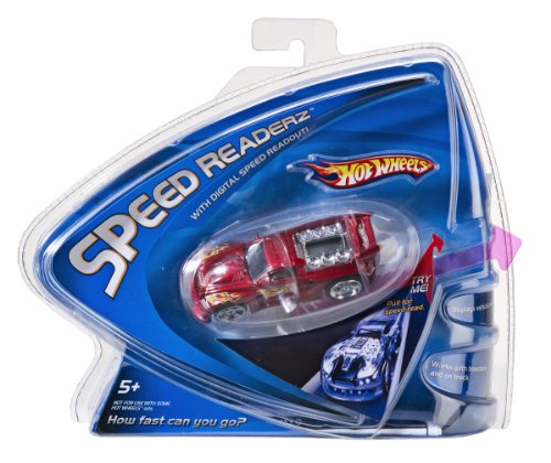 Hot Wheels Speed Readerz Vehicle - Sports Truck