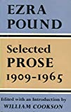 Selected Prose 1965 (0571112234) by Pound, Ezra