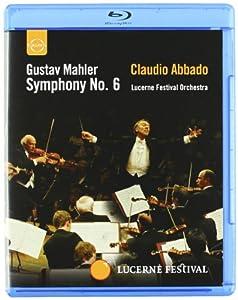 Mahler Symphony No6 Blu-ray 2010 by EUROARTS