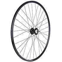Sta-Tru Black High Flange Flip-Flop Track Hub Rear Wheel (700X20)