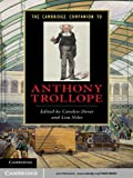 img - for The Cambridge Companion to Anthony Trollope (Cambridge Companions to Literature) book / textbook / text book