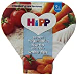 Hipp Garden Vegetable Risotto with Fl...