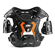NEW KTM YOUTH QUADRANT CHEST PROTECTOR KIDS SIZE LARGE - XL 3PW129014