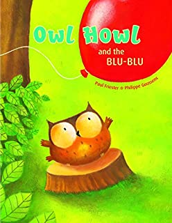 Book Cover: Owl Howl and the BLU-BLU
