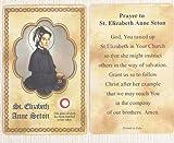 img - for St. Elizabeth Ann Seton Relic Prayer Card book / textbook / text book