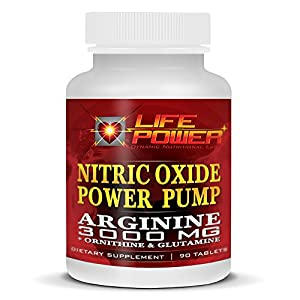 LifePower Labs Nitric Oxide Power Pump
