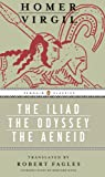 img - for Iliad, Odyssey, and Aeneid box set: (Penguin Classics Deluxe Editions) book / textbook / text book