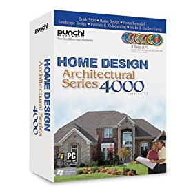 Punch! Home Design Architectural Series 4000 V12