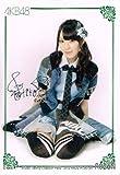 【トレーディングカード】《AKB48 トレーディングコレクション Part2》 松井咲子 ノーマルキラカード サイン入り akb482-r026 トレカ