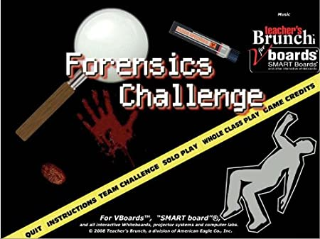 Forensic Challenge Game